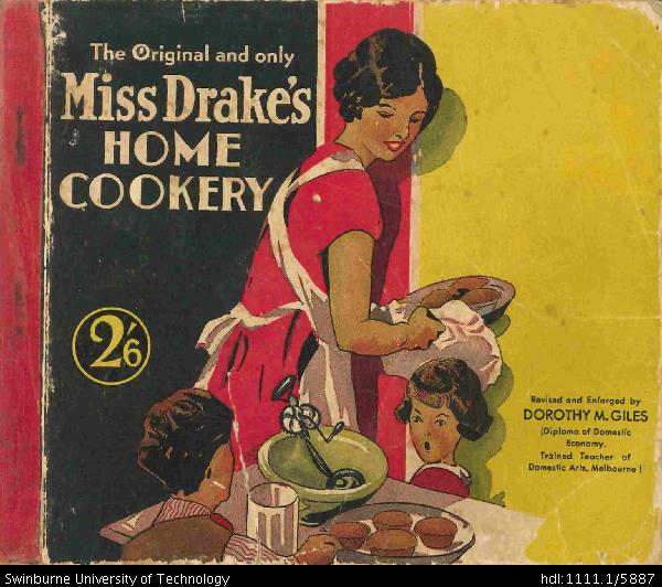 Miss Drake's Home Cookery