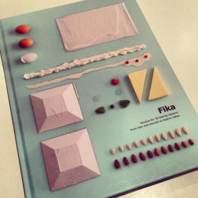 Fika Ikea Baking Book