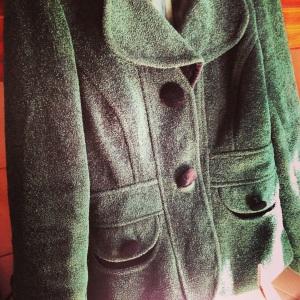 Wool jacket $6
