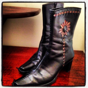 Boho Boots $5