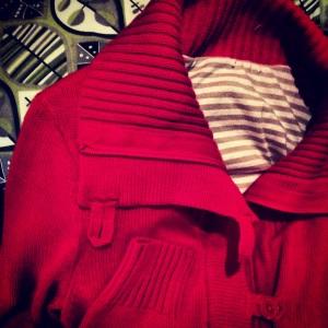 Rust jacket $3
