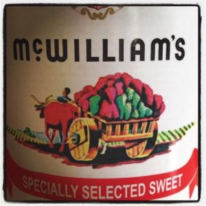McWilliam's sherry